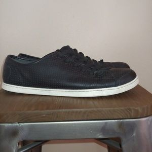 Camper Leather Sneaker Uno 41 Perforated Flats 41